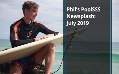 Phil's PoolSSS Newsplash: July 2019